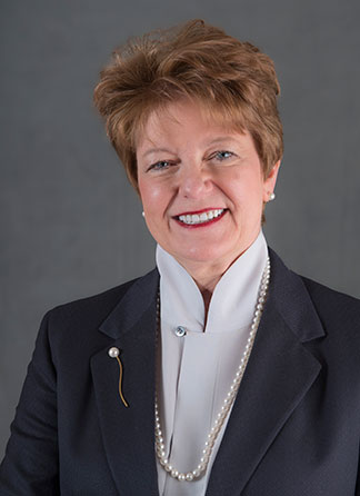 Sharon O'Keefe is president of the University of Chicago Medicine