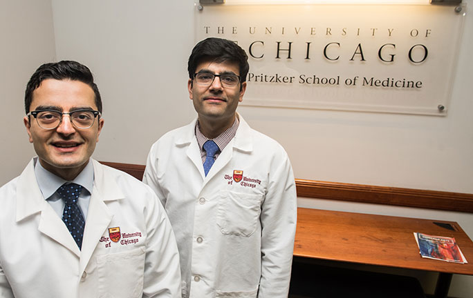 Pritzker School of Medicine Students
