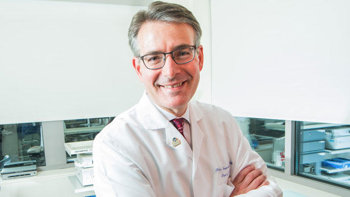 Peter Angelos, MD, endocrine surgeon