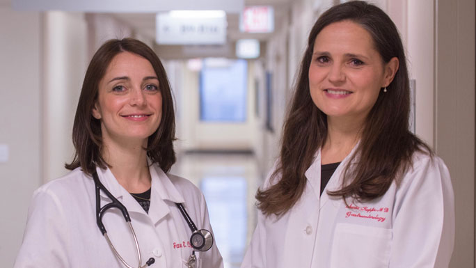 Jane Churpek, MD, and Sonia Kupfer, MD
