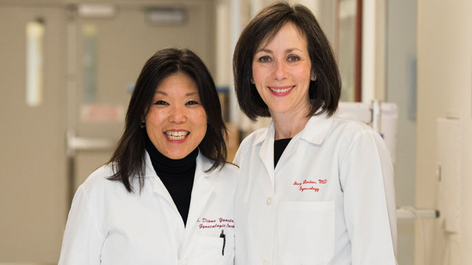S. Diane Yamada, MD, and Stacy Tessler Lindau, MD, MA