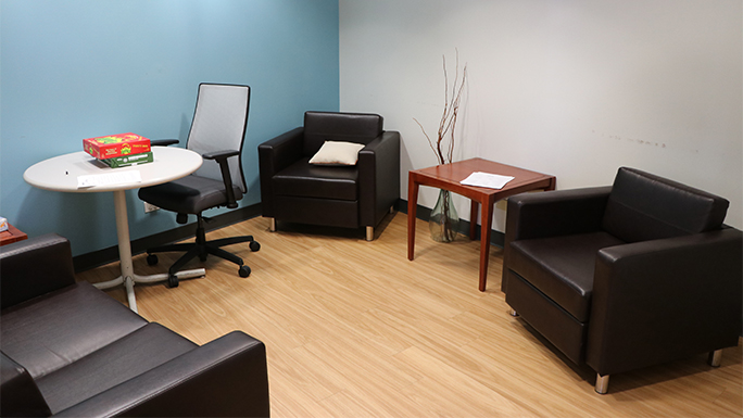 Ingalls outpatient space