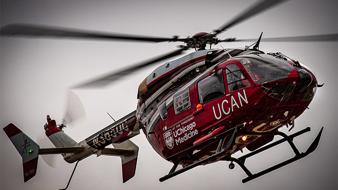 UCAN Helicopter