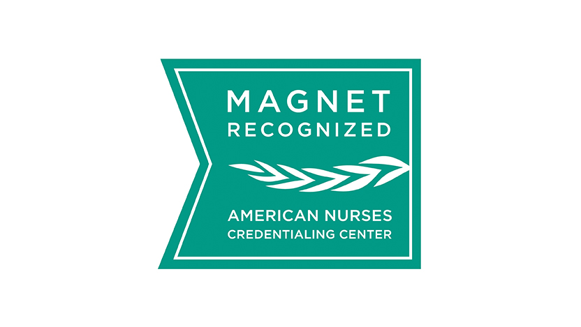 Magnet recognized logo