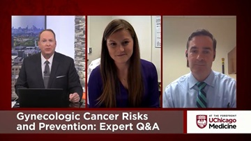 ATFL gynecologic cancer risks and prevention with Kathryn Mills, MD, and John Moroney, MD