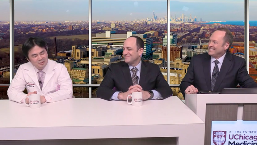 David T. Rubin, MD, and Atsushi Sakuraba, MD, PhD, answer  questions about IBD-associated colorectal cancer