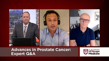 ATFL Advances in Prostate Cancer with Arieh Shalhav, MD, and Scott Eggener, MD