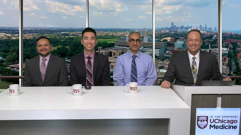Babak Mokhlesi, MD, Zhen Gooi, MD and Hemal Nayak, MD discuss sleep apnea treatments