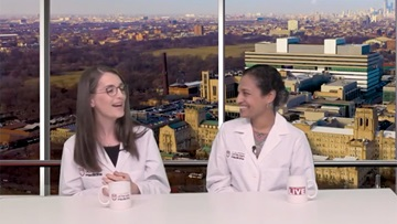 Dr. Dianne Glass and Dr. Shilpa Iyer on At the Forefront Live
