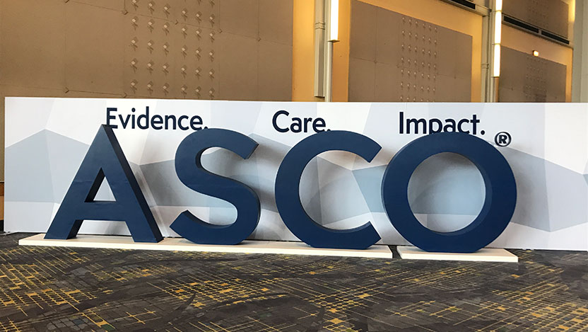 ASCO is the largest organization for oncology professionals worldwide.