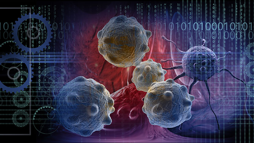 Cancer cells and big data