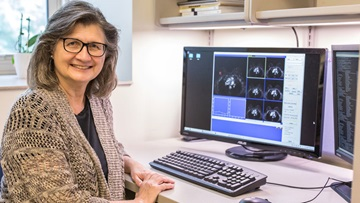 Maryellen Giger, PhD, computer-aided diagnosis expert