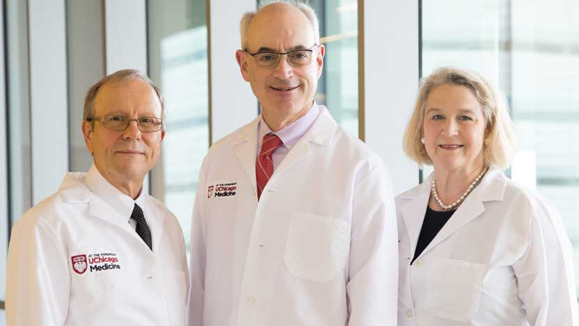 Daniel Haraf, MD, Everett Vokes, MD, Elizabeth Blair, MD