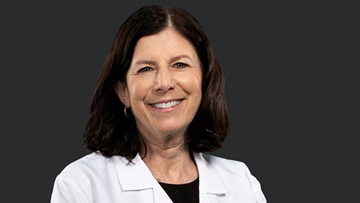 Head shot of Susan Cohn, MD, pediatric hematologist/oncologist and neuroblastoma specialist