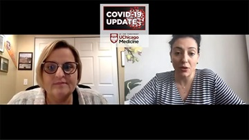 Ann Zmuda, DPM, and Meltem Zeytinoglu, MD discuss diabetic foot care amid COVID-19.