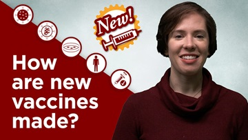 How are vaccines made with Alie Caldwell, PhD