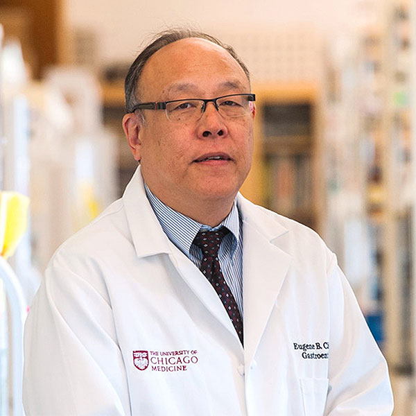 Dr. Eugene Chang, gastroenterologist and GI researcher