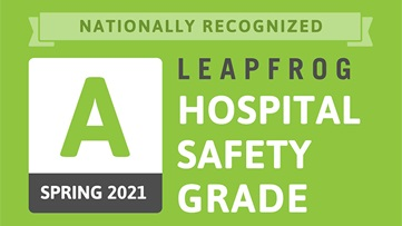 Leapfrog A safety grade designation
