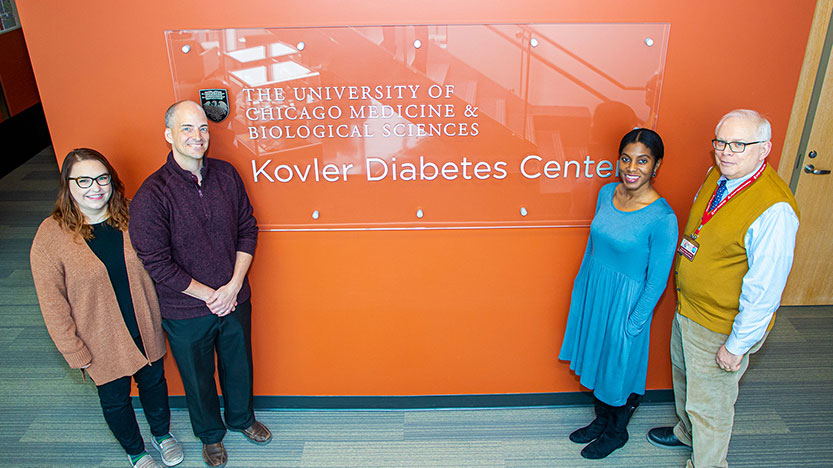 Kovler Diabetes team