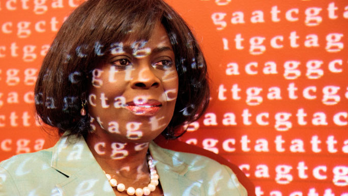Olufunmilayo Olopade, MD, professor of medicine and human genetics at the University of Chicago