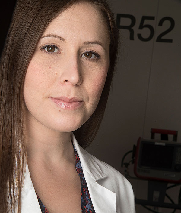 Trauma surgeon Jennifer Cone, MD, MHS