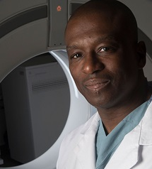 Trauma surgeon Dr. Kenneth Wilson