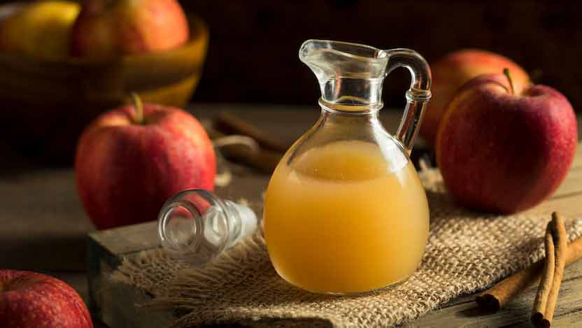 Debunking the health benefits of apple cider vinegar