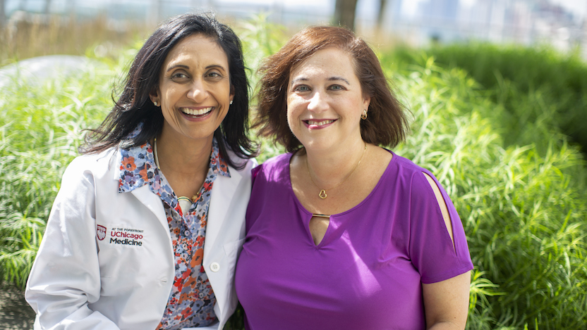 Targeted treatments halt spread of lung cancer - UChicago