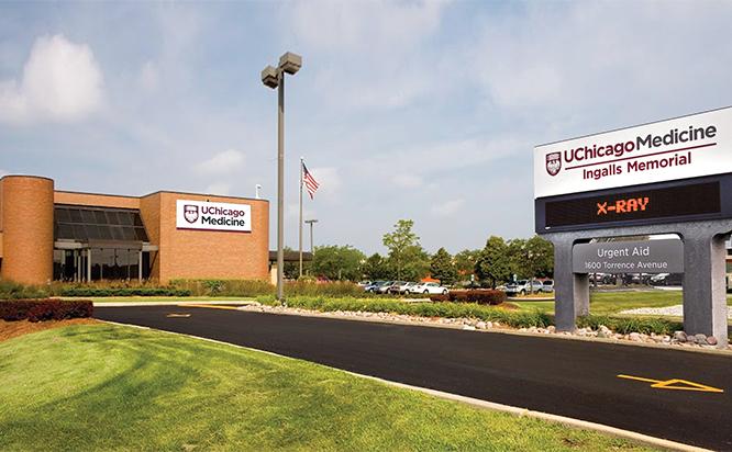 UChicago Medicine at Ingalls - Calumet City - UChicago Medicine