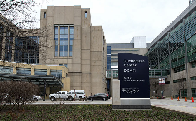 UChicago Medicine Duchossois Center for Advanced Medicine - Hyde Park