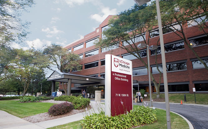 UChicago Medicine Outpatient at Ingalls - Harvey