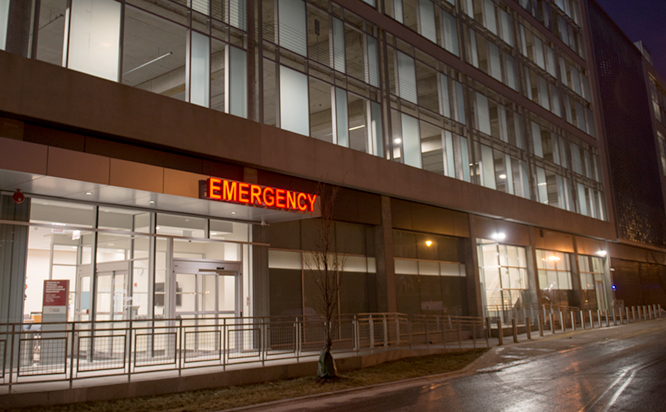 UChicago Medicine Adult Emergency - Hyde Park