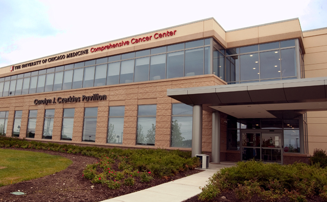 Comprehensive Cancer Center at Silver Cross Hospital - New Lenox