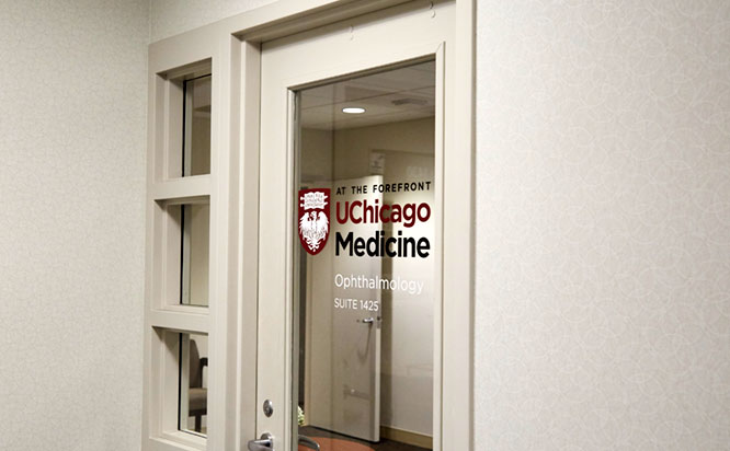 UChicago Medicine Ophthalmology - Streeterville