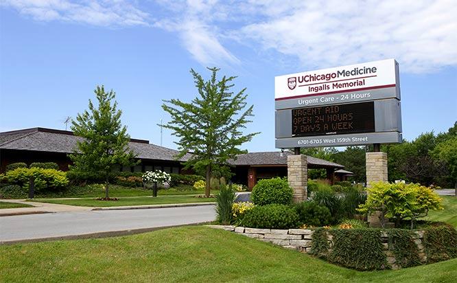 UChicago Medicine at Ingalls - Tinley Park - UChicago Medicine on