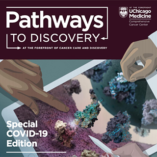 Cover of the Summer 2020 Pathways to Discovery magazine