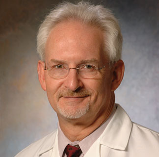 Thoracic surgeon Mark Ferguson, MD