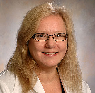Pediatric asthma specialist B. Louise Giles, MD