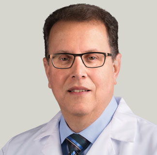 Surgical oncologist and general surgeon, Mitchell Posner, MD