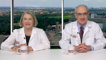 ATF Live: Elizabeth Blair, MD, and Everett Vokes, MD