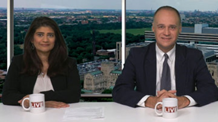 Sonali Smith, MD, Michael Bishop, MD, and Tim Brown: At the Forefront Live Immunotherapy