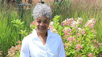Antoinette Barnes-Murdock, lung cancer patient