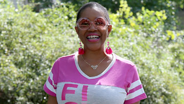 Breast cancer patient Deborah Gross-Madison