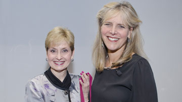 Michelle M. Le Beau, PhD, and Laura Esserman, MD, MBA