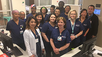 DCAM 6H Infusion Therapy (IVTH) nurse team