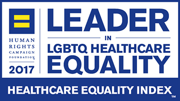 Leader in LGBTQ Healthcare Equality award