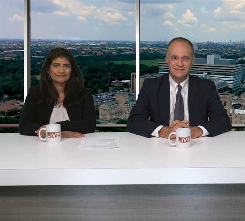 Sonali Smith, MD, and Michael Bishop, MD
