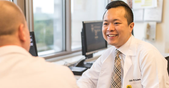 Andy Liao, MD, medical oncologist