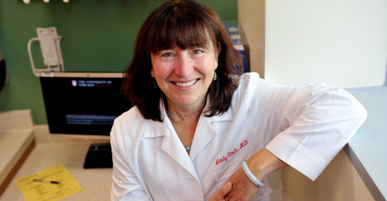 Wendy Stock, MD, medical oncologist