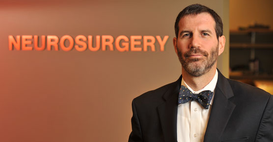 David Frim, MD, PhD, neurosurgeon